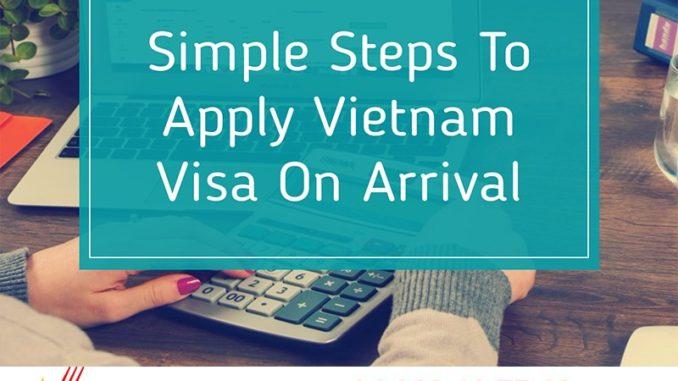 vietnam visa on arrival