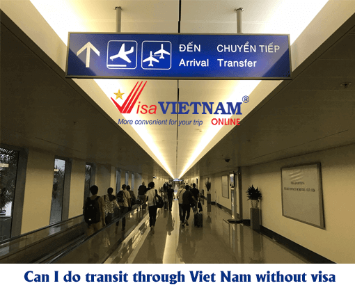 Vietnam transit visa for Polish travelers