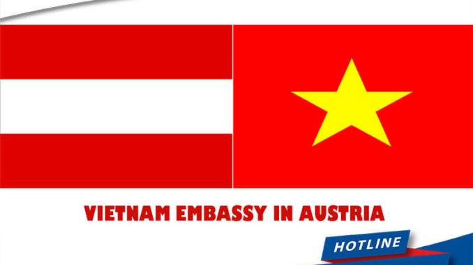Address of Vietnam Embassy in Austria - Vietnam Botschaft in Österreich