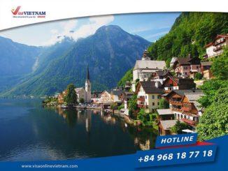 Vietnam visa requirements for Austria citizens - Vietnam Visum in Österreich