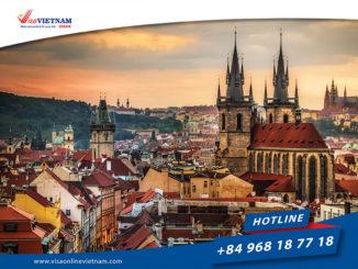 Vietnam visa requirements in the Czech Repulic - Vietnamské vízum v češtině
