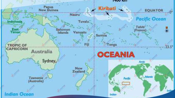 Best ways to get Vietnam visa from Kiribati